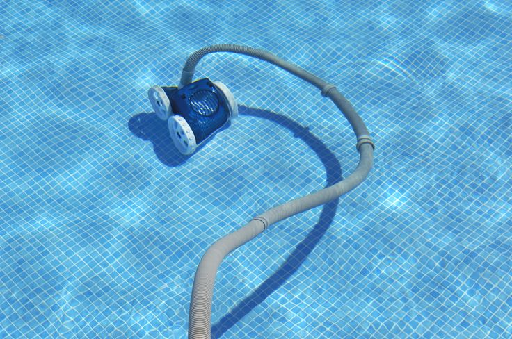 Robotic pool cleaners can clean debris and use less energy than your filter would. In fact, they can use as little as 1/8 the energy of a cleaner powered by a filter pump! Click through to learn more.