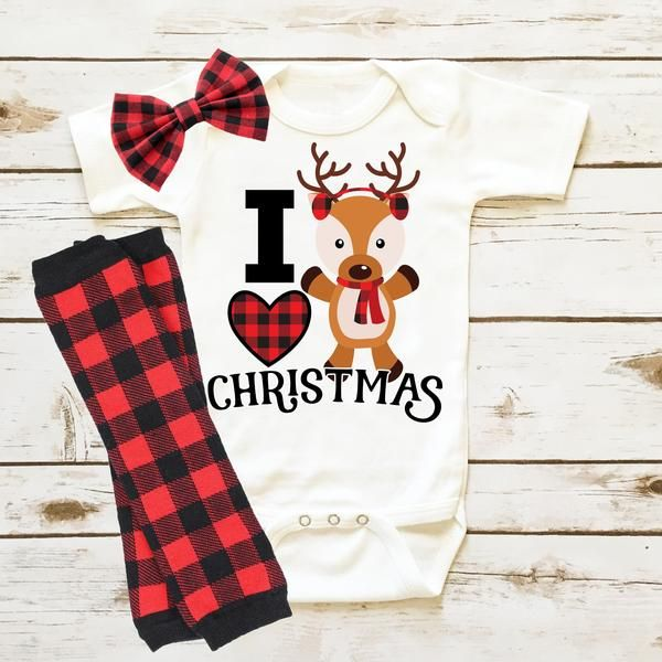 I Heart Christmas | Infant - Cassidy's Closet - 1