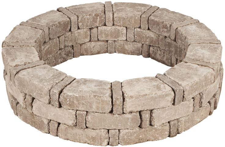 A Pavestone Rumblestone™ Tree Ring is a fun weekend project to spruce up your outdoor space #diy