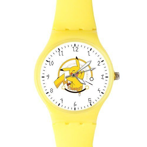 Custom Japanese Anime Pokemon Pikachu Wrist Watch as a Nice Gift – Pokemon Watch