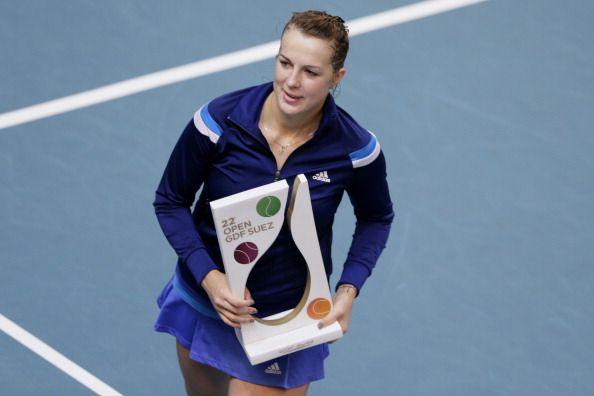 Paris - Anastasia Pavlyuchenkova beats Sara Errani 3-6 6-2 6-3