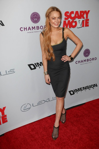 Lindsay Lohan at the Scary Movie 5 Los Angeles Premiere at #ArclightHollywood theater on April 11, 2013  http://celebhotspots.com/hotspot/?hotspotid=5546&next=1