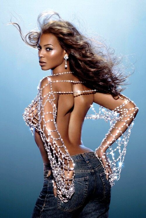 Beyonce~ Dangerously in Love album cover