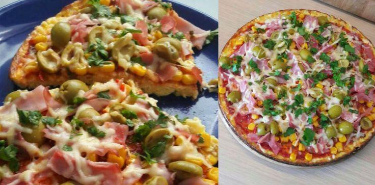 Dnes tu mám pre vás vynikajúci recept na pizzu bez múky z cuketového cesta. Pizza sa dá pripraviť aj veľmi zdravo, chutne a bez výčitiek svedomia.