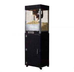 Whether you're watching a movie or just need a perfect party snack, this professional quality Home Theatre Popcorn Machine will feed the masses in a fun way. $799  restorationhardware.com