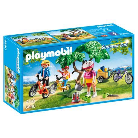 Dziś pierwszy dzień wiosny:)    Wybierzmy się na wycieczkę rowerową z zestawem Playmobil 6890 - Wycieczka Rowerem Górskim    Pamiętajmy, aby zabrać ze sobą kaski dla ochrony oraz prowiant. Odpoczynek podczas wycieczki zrobimy sobie pod cieniem drzewa w kolorowych śpiworach.    Jeden z naszych ulubionych poniedziałków:)    http://www.niczchin.pl/playmobil-summer-fun/3591-playmobil-6890-wycieczka-rowerem-gorskim.html    #paymobil #summerfun #wiosna #wycieczkirowerowe #zabawki #niczchin #kraków
