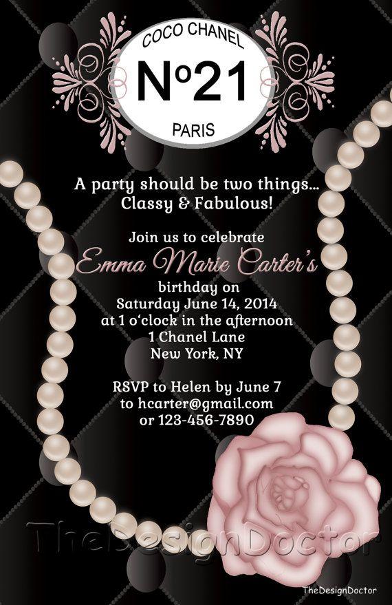 Birthday Invitations Vistaprint