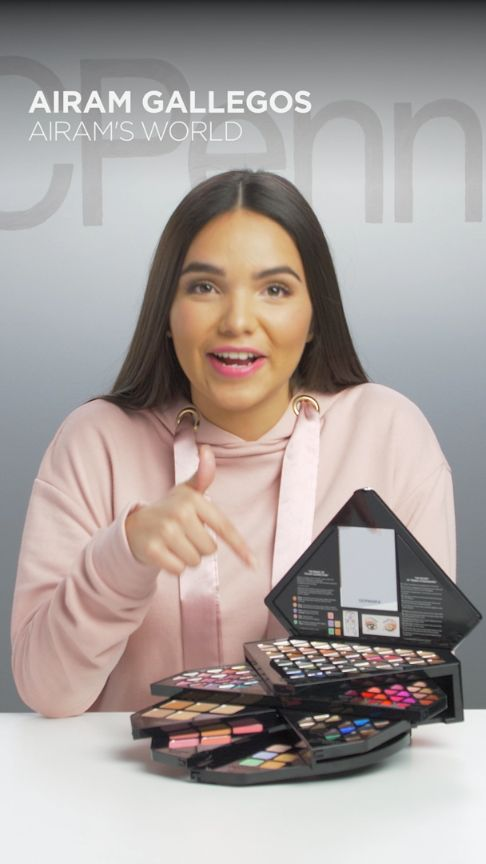 Tap to shop! // Need a gift for the makeup junkie on your list? JCPenney has you covered with some of the best holiday gift ideas of the year, like this Sephora Stars Palette. It's the perfect beauty gift set and just the thing to make their jaw drop. Want to see more of the hottest 2017 gifts? Visit JCPenney in store or online to get everything on your list for less than you think.
