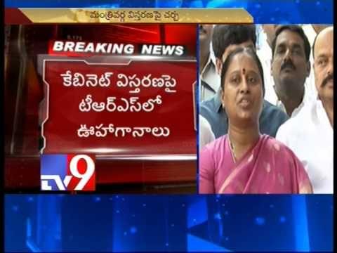 KCR plans Cabinet reshuffle, meets Narasimhan