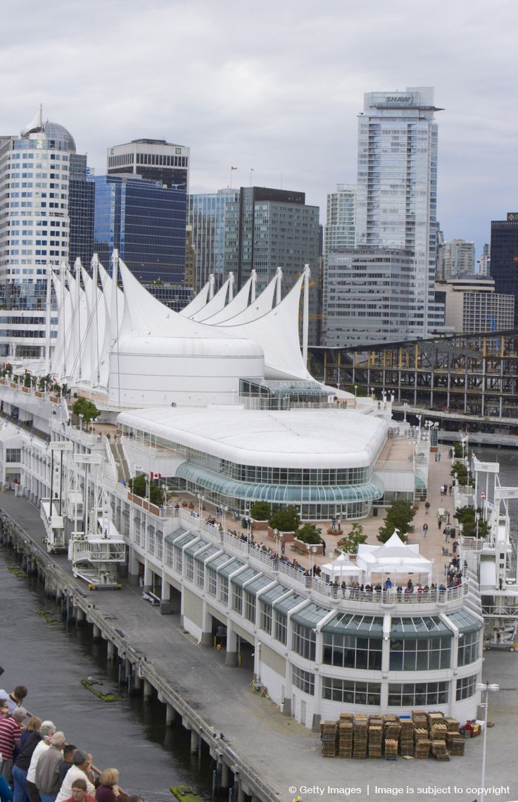 Canada Place, Vancouver, British Columbia