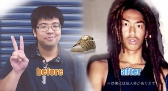 Eh!? Is that really EXILE's AKIRA when he was 16? wwwwwwww