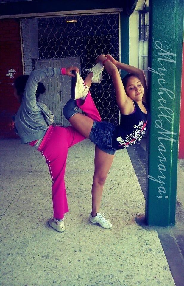 Two person scorpion thing   Gymnastics   Pinterest   Scorpion