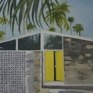 Bungalow, Holland Cunningham, $800, 12x12