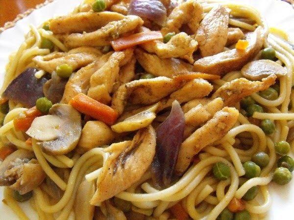 Volt egy periódus az életemben, amikor nagyon kedveltem a kínai kaját. Most is szeretem, de már nem kívánom minden nap. Az igazság az, hogy...