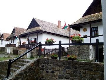 Holloko, Hungary.  http://www.worldheritagesite.org/sites/holloko.html