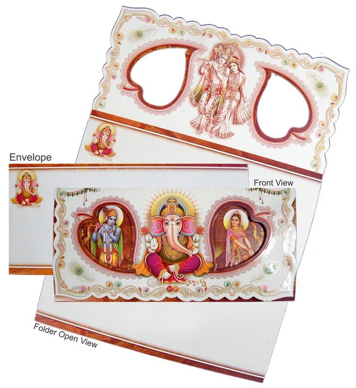 Wedding season is ahead.Our tradition says we must start every good work with worshiping Lord Ganesh first..Look at this weddingcard with Lord Ganesh present on it. Make your first step towards wedding with this weddingcard @ http://www.dreamweddingcard.com/card-DH-1069.html  ‪#‎Weddingcards‬ ‪#‎Invitationcards‬