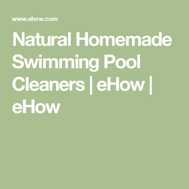 17 Best Ideas About Homemade Swimming Pools On Pinterest Diy Pool Diy Swimming Pool And