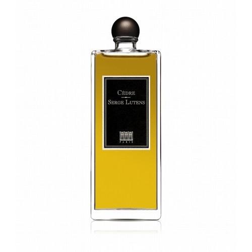 Serge Lutens, aanhanger van de fijnste essences, bedacht met Cèdre eau de parfum een elegante, diepe houtachtige geur tussen moderniteit en classicisme.De warme geur van cederhout wordt herzien in een kostuum van musk, amber, kruiden en tuberoos. Een krachtige, ijdele bloem in het meesterlijke parfum dat een fijn, bijna dierlijk aroma aan de geur geeft.  Deze elegante geur is geschikt voor vrouwen en mannen. Cèdre eau de parfum werd in 2005 gelanceerd en de ontwerper is Christopher…