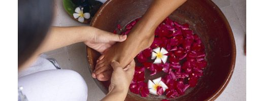 My chosen activity would be the Spa Sampler package at the Wellness centre. A Balinese massage and a reflexology session sounds blissful. What an amazing way to unwind and relax.