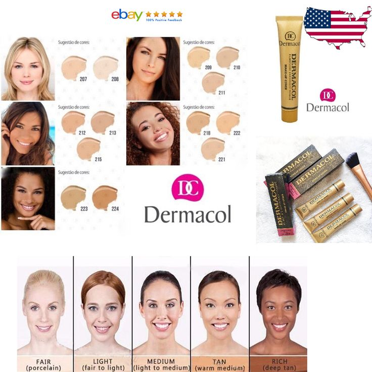 View more great items 100% AUTHENTIC For Authenticity receipts Please Check The Fotos DERMACOL MAKE-UP COVER Legendary high covering make-up STOP DO N... #hypoallergenic #waterproof #seller #foundation #makeup #high #cover #dermacol