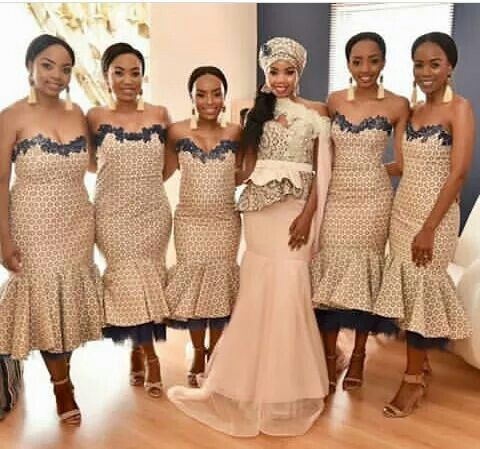 South African attires