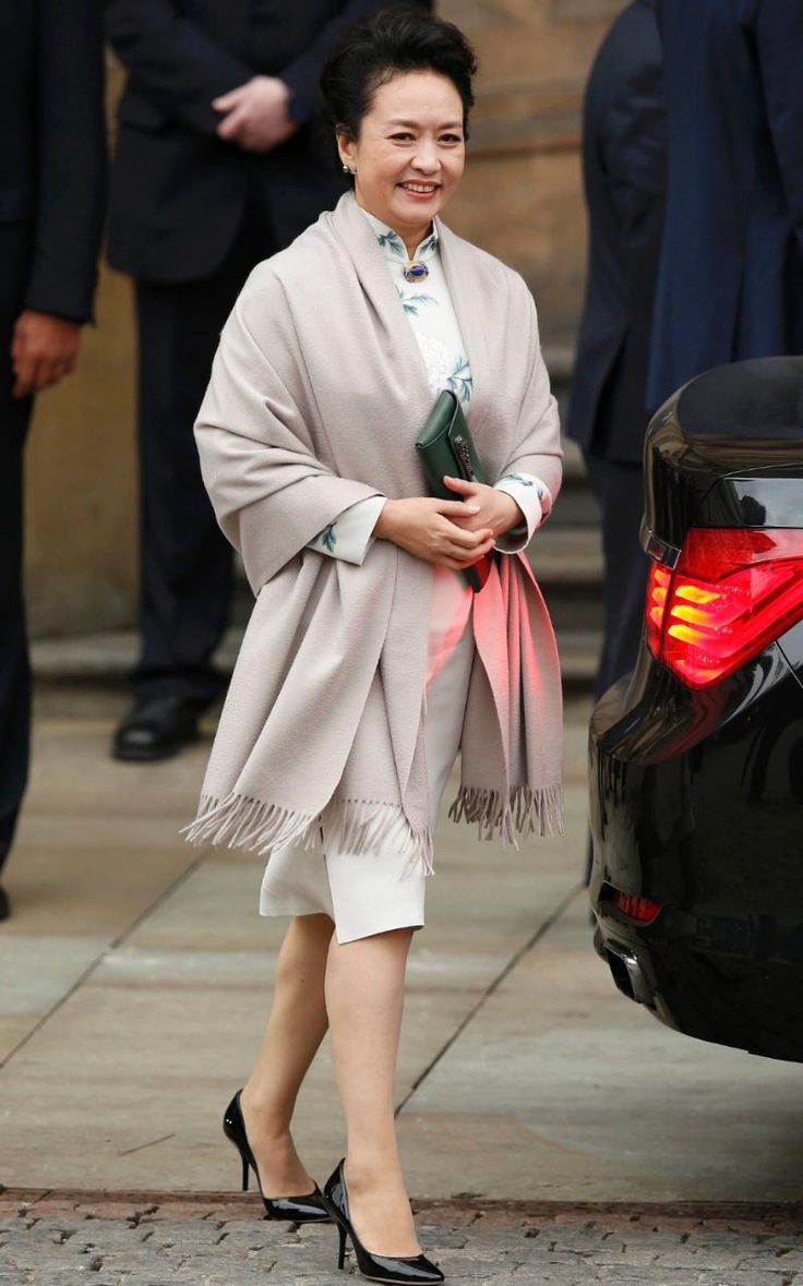 Sam Cam's stylish Sophie Hulme gift to China's First Lady