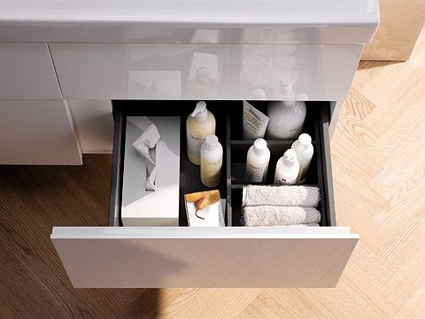 salle de bains xeno meubles point d 39 eau composables. Black Bedroom Furniture Sets. Home Design Ideas