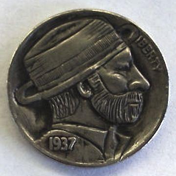 Adam Leech - Bearded Man with Hat