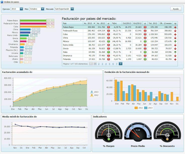 Best Dashboard Rrhh Images On   Business Intelligence