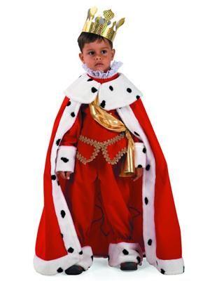 Карнавальные костюмы для детей король