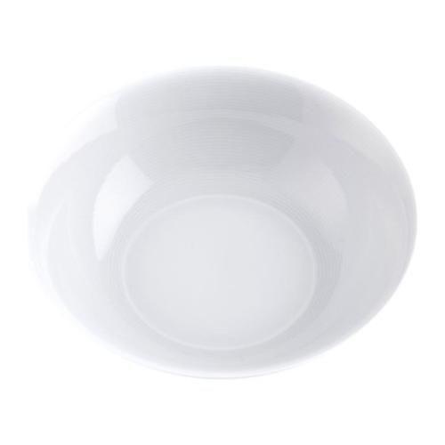 Pierre cardin insalatiera di porcellana bianco casa 1800 - Prezzo