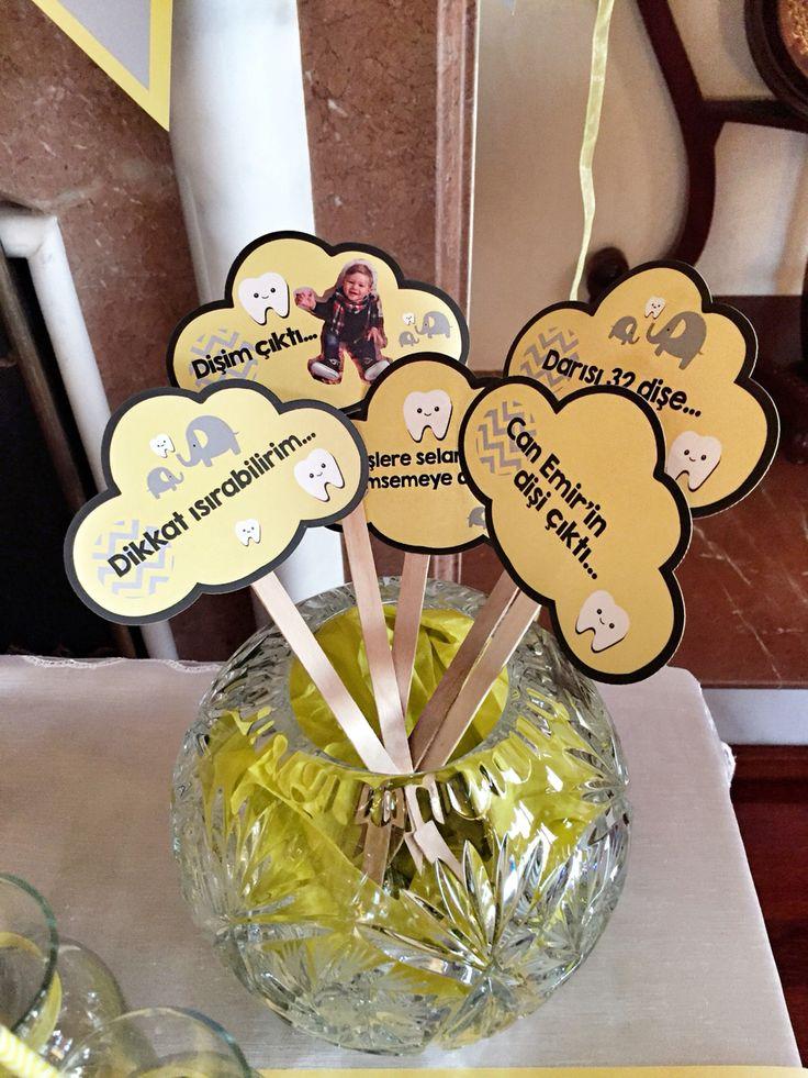 Konusma balonlari #disbugdayi #disbugdayipartisi #chevron #chevrontema #sarigrikonsept #sarigri #organizasyonfirmasi #konusmabalonu