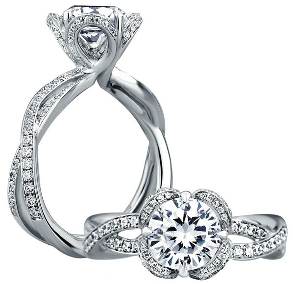 20 Best Engagement Rings Images On Pinterest | Wedding Bands, Designer  Engagement Rings And Diamond Rings