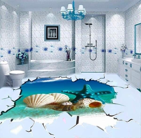3d Tapete Kinderzimmer Nice Ideas 32 besten 3d epoxy bilder auf - gestaltung badezimmer nice ideas