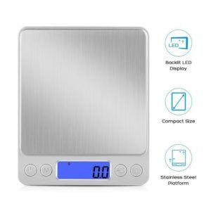 Digital Scale, 3,000 Gram Capacity, .01 Gram Resolution – Lightning Deal #homebrew