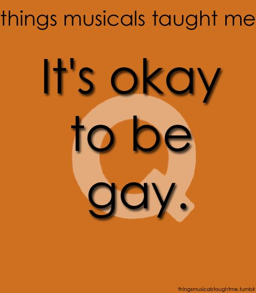 If You Were Gay From Avenue Q 87