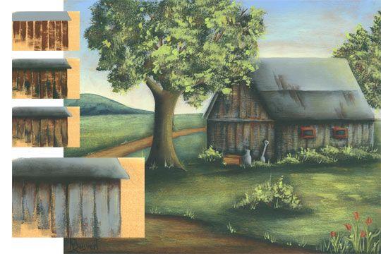 1000 id es sur le th me peinture sur bois d corative sur pinterest d cor de - Peinture acrylique sur bois brut ...