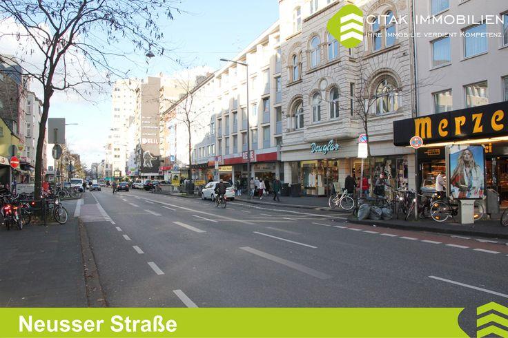 Neusser Straße in Köln-Nippes