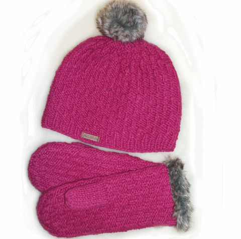 Wool Hats & Mitts