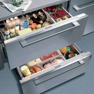 Le réfrigérateur sous plan                                                                                                                                                                                 Plus