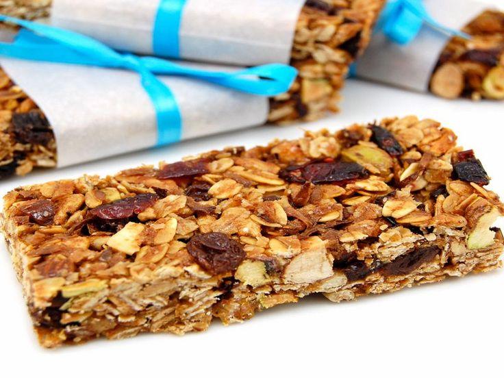 10. Healthy snacks