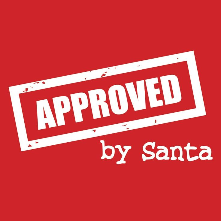 Approved By Santa (KIDS T)