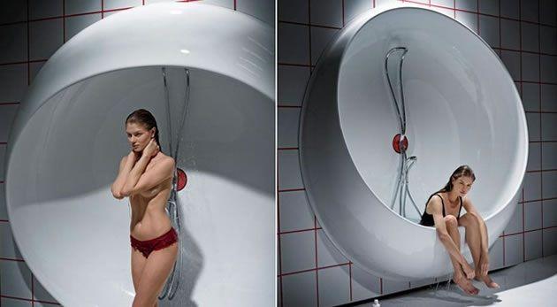 Rotator (douche ou bain) Ron Arad
