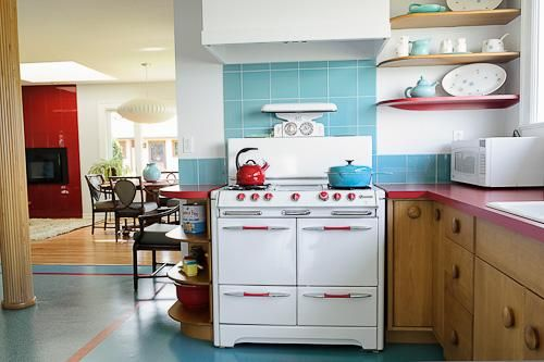 1950s Kitchen Remodel Complete With Formica Countertops