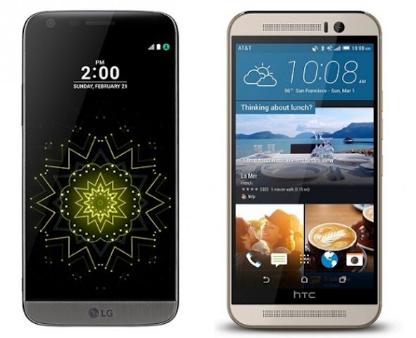 HTC ONE M10 vs. LG G5, check out which mobile phone to buy this year. Both phones are spotted with powerful specification and features. Comparison of LG G5