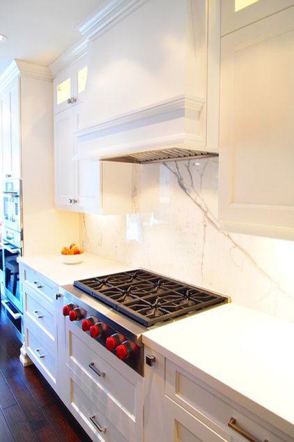 traditional minimalism traditional kitchen toronto design partnership inc