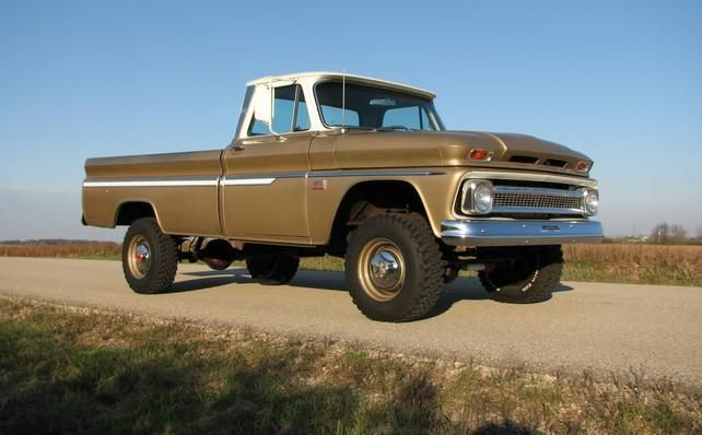 Saddle color trucks - The 1947 - Present Chevrolet & GMC Truck Message Board Network