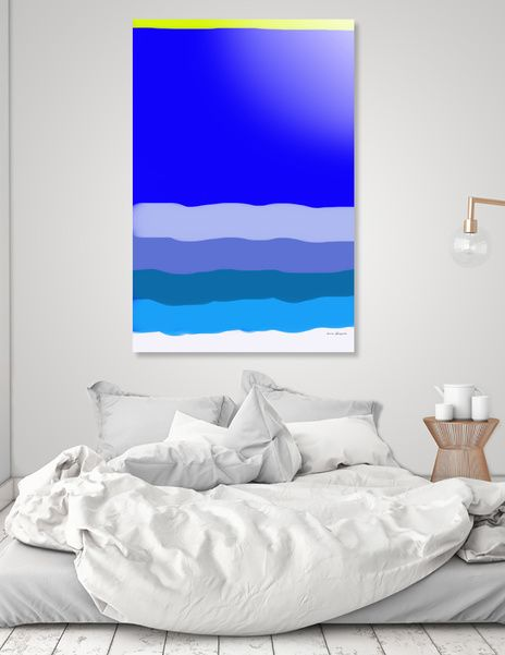 Discover «room834», Limited Edition Aluminum Print by Nonita Papadopoulou - From $65 - Curioos