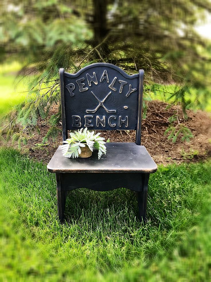Adorable Black Vintage Wooden Toddler Time Out Chair/Seat,Kids Chair Learning- behavior Chair/Seat Adorable Wood Heart Cut Out  Vintage Rustic Kids White bench  ,mudroom bench,Foyer bench , outside garden bench, kitchen bench/Kids Bench