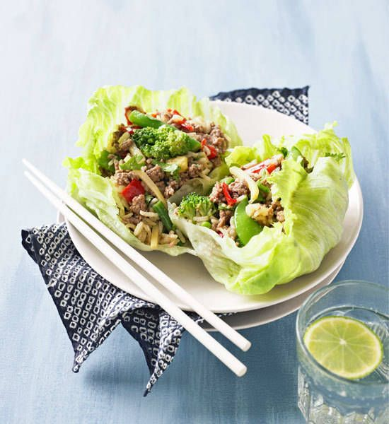 San choy bow - Better Homes and Gardens - Yahoo!7